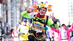 Joseph Tame's Tokyo Marathon Project