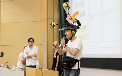 成城大学向けのデザイン思考ワークショップ