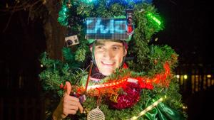 Joseph Tame's Christmas Tree Project